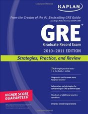 GRE Exam 2010 : Strategies, Practice, and Review -