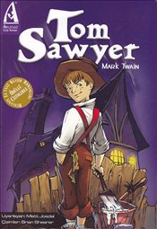 Tom Sawyer : Çizgi Roman - Twain, Mark
