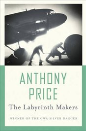 Labyrinth Makers - Price, Anthony