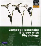 Campbell Essential Biology with Physiology 3e PIE - Campbell, Neil A.