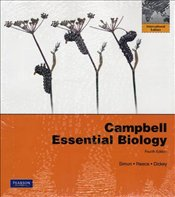 Campbell Essential Biology 4e PIE - Campbell, Neil A.