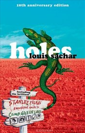 Holes : 10th Anniversary Edition - Sachar, Louis