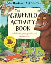 Gruffalo Activity Book - Donaldson, Julia