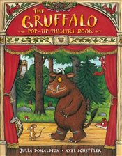 Gruffalo Pop-Up Theatre Book - Donaldson, Julia
