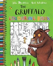 Gruffalo Colouring Book - Donaldson, Julia