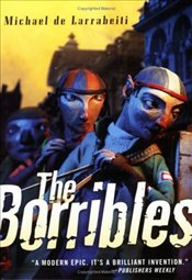 Borribles - Larrabeiti, Michael De