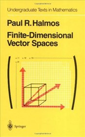 Finite-Dimensional Vector Spaces - HALMOS, PAUL R.