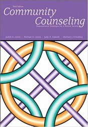 Community Counseling 3E: Empowerment Strategies for a Diverse Society - Lewis, Judith A.
