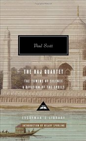 Raj Quartet 2 :  the Towers of Silence/ A Division of the Spoils - Scott, Paul