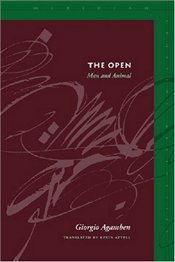 Open : Man and Animal - Agamben, Giorgio