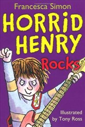 Horrid Henry Rocks - Simon, Francesca