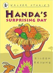 Handas Surprising Day - Browne, Eileen