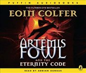Artemis Fowl and the Eternity Code - Colfer, Eoin
