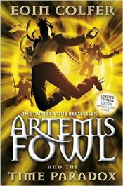 Artemis Fowl and the Time Paradox - Colfer, Eoin