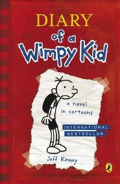 Diary of a Wimpy Kid - Kinney, Jeff