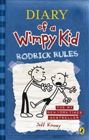 Diary of a Wimpy Kid : Rodrick Rules - Kinney, Jeff