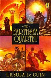 "Earthsea Quartet : ""A Wizard Of Earthsea""; ""The Tombs of Atuan""; ""The Farthest Shore""; ""Tehanu""  - Le Guin, Ursula K."