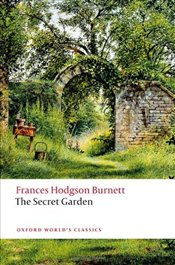 Secret Garden - Burnett, Frances Hodgson