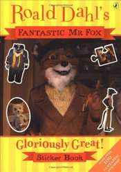 Fantastic Mr Fox : Gloriously Great Sticker Book  - Dahl, Roald