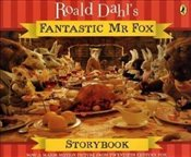Fantastic Mr Fox Storybook  - Dahl, Roald