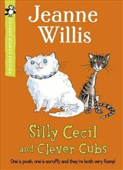 Silly Cecil and Clever Cubs  - Willis, Jeanne