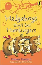 Hedgehogs Dont Eat Hamburgers  - French, Vivian