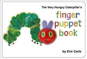 Very Hungry Caterpillar Finger Puppet Book - Carle, Eric