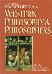 Concise Encyclopedia of Western Philosophy and Philosophers - URMSON, J.O.