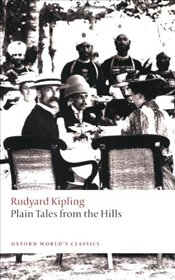 Plain Tales from the Hills - Kipling, Rudyard