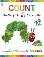 Count  with the Very Hungry Caterpillar - Carle, Eric