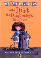 Miss Dirt the Dustmans Daughter  - Ahlberg, Allan