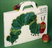 Very Hungry Caterpillar : Giant Board Book - Carle, Eric