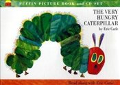 Very Hungry Caterpillar with audio cd - Carle, Eric