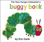 Very Hungry Caterpillars Buggy Book - Carle, Eric