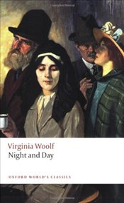 Night and Day - Woolf, Virginia