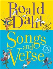 Songs and Verse - Dahl, Roald