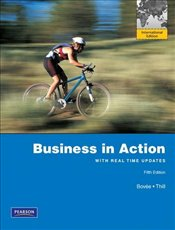 Business in Action 5e PIE - Bovee, Courtland L.