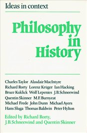 Philosophy in History : Essays in the Historiography of Philosophy  - Rorty, Richard