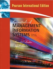 Essentials of Management Information Systems 8e PIE - Laudon, Jane