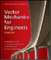 Vector Mechanics For Engineers : Statics (SI) 9e - Beer, Ferdinand Pierre