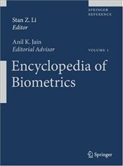 Encyclopedia of Biometrics  - Li, Stan Z.