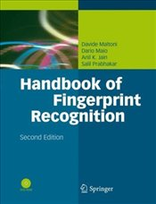 Handbook of Fingerprint Recognition - Maltoni, Davide