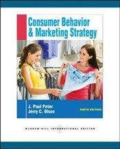 Consumer Behavior 9e - Peter, J.Paul