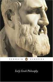 Early Greek Philosophy - Barnes, Jonathan