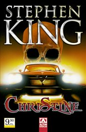 Christine : Cep Boy - King, Stephen