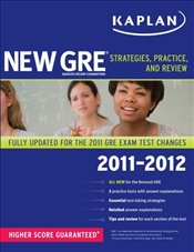 New GRE 2011-2012 : Strategies, Practice, and Review  - Kaplan