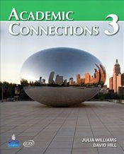 Academic Connections 3: AND MyAcademicConnectionsLab: Book with Code - Hill, David