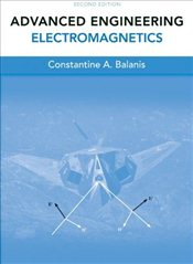 Advanced Engineering Electromagnetics 2e [SNP] - Balanis, Constantine A.