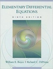 Elementary Differential Equations 9E with ODE Architecture 1.5 CD Set - Boyce, William E.