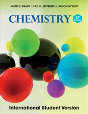 Chemistry : The Molecular Nature of Matter 6e ISV - BRADY, JAMES E.